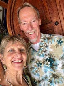 Linda Joy Stone and Alex Hollahd
